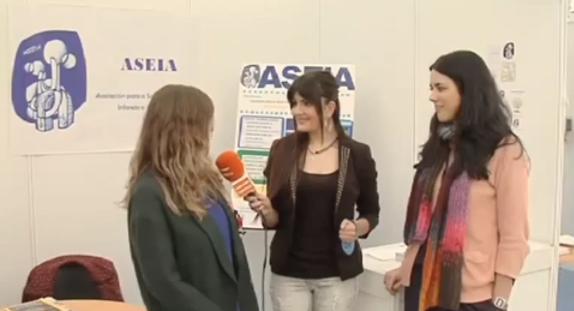 ASEIA no Paseo da Saúde de Ourense