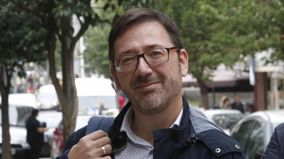 Ricardo Fandiño,psicólogo clínico e presidente de ASEIA ,falou no programa Voces de Galicia de Radio Voz